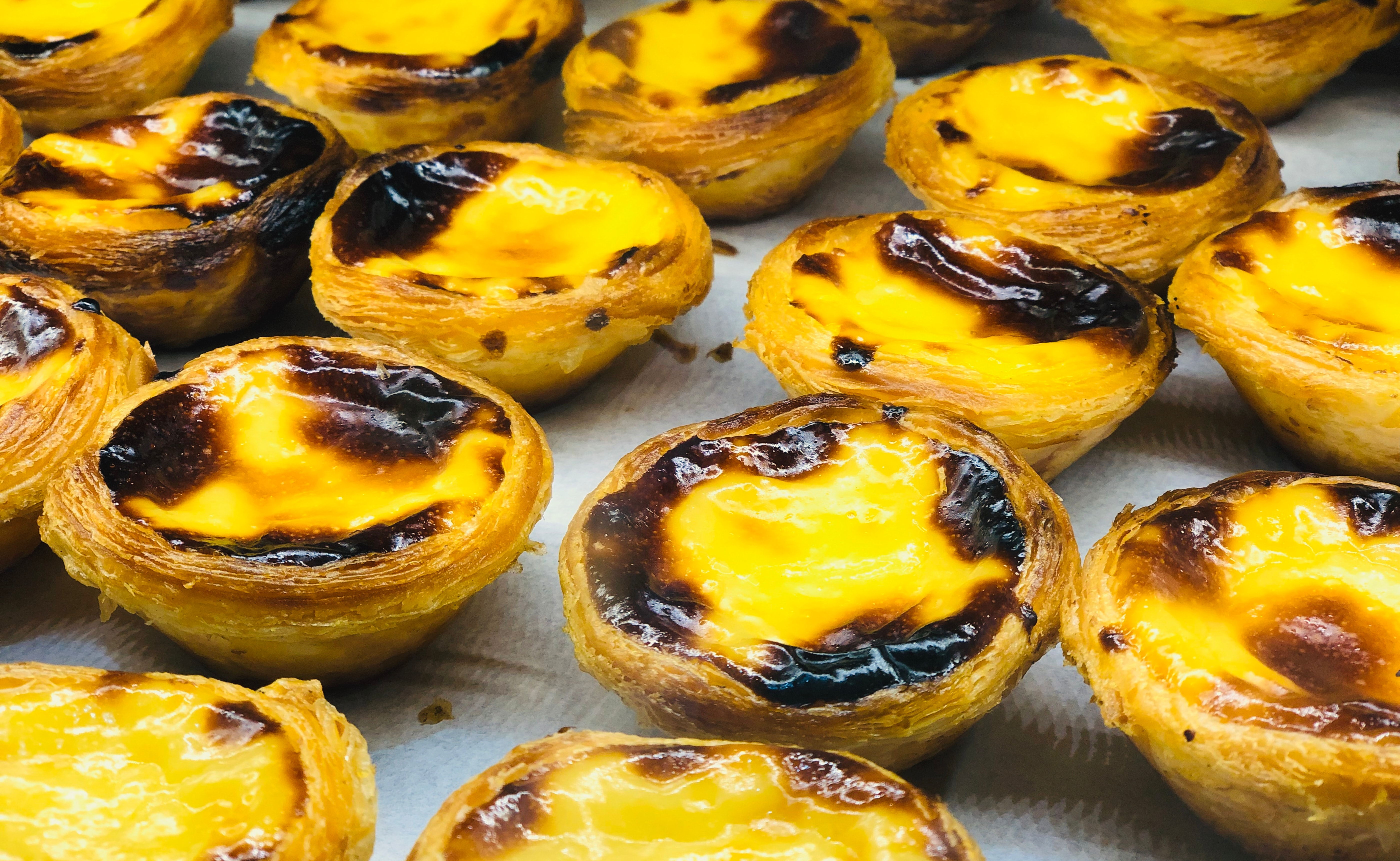 The ultimate Lisbon dessert: Pastel de Nata!